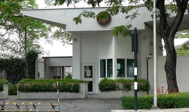 US Embassy Thailand
