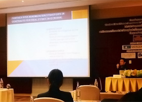 Thailand Real Estate Investment and Property Law Forum 2013